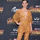 Evangeline Lilly – 'Avengers: Infinity War' Premiere in Los Angeles - 454 x 687