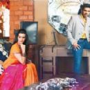 Sunil shetty And wife Mana Photo Shoot On Hello! India Magazine June 2013