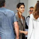 Kaia Gerber – Shopping for a new apartment in New York City - 454 x 683