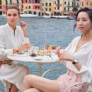 Josephine Skriver – IWF Portofino 2019 Campaign - 454 x 340