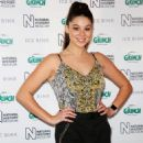 Kira Kosarin – The Natural History Museum Ice Rink VIP Launch Night in London - 454 x 616