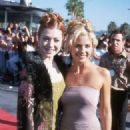Alyson Hannigan and Sarah Michelle Gellar - MTV Video Music Awards 1998 - 325 x 455