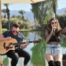 Hailee Steinfeld – Performs at The Hyde Away in Thermal - 454 x 302