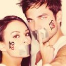 Brant Daugherty and Janel Parrish
