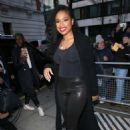 Jennifer Hudson at BBC Radio in London - 454 x 681