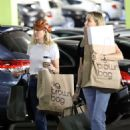 Miley Cyrus – Shopping with her Mom Tish in Studio City