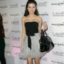 Christian Serratos - Launch Party For LATISSE On March 26, 2009 In Los Angeles, California