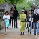 Katy Perry Visiting Black Creek Pioneer Village