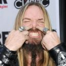Musician Zakk Wylde arrives at the 2nd annual Revolver Golden Gods Awards held at Club Nokia on April 8, 2010 in Los Angeles, California.