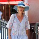 Nicky Hilton – Leaving a nail salon in Beverly Hills