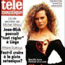 Nicole Kidman - Telemoustique Magazine Cover [France] (15 January 1997)