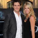 Steven R. McQueen and Hillary Harley