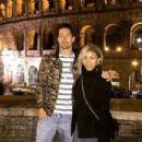 Nicky Hayden and Jackie Marin - 454 x 302