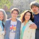 Robby Benson with family
