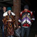 Katy Perry and Orlando Bloom – Out for dinner in Aspen
