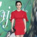 Shannon Woodward – 'Sharp Objects' Premiere in Los Angeles