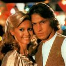 Olivia Newton-John and Michael Beck