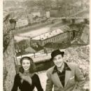 Gene Kelly and Pier Angeli