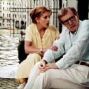 Julia Roberts and Woody Allen