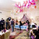 """Kylie Minogue - """"Kylie's Party"""" Tous Spring/Summer 2009 Collection Photoshoot By Ellen Von Unwerth"""