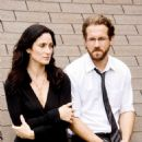Ryan Reynolds and Carrie-Anne Moss