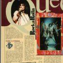 Freddie Mercury - Rovesnik Magazine Pictorial [Russia] (December 1996) - 447 x 615