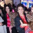Ronnie Wood during the Carnaby Christmas installation switch-on at Carnaby Street on November 07, 2019 in London, England - 454 x 303
