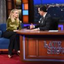 Jennifer Lawrence – 'The Late Show with Stephen Colbert' in NY