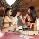 Tulisa Contostavlos – Enjoying holiday in Greece - 454 x 283