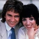 Dudley Moore and Liza Minnelli