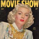 Lana Turner - Movie Show Magazine Cover [United States] (May 1946)