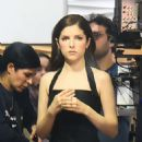 Anna Kendrick in Black Dress at The 'Today Show' in NYC - 454 x 788