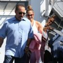 Jennifer Lopez – Arrives for a gym session in Miami