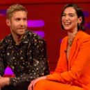 Calvin Harris and Dua Lipa - The Graham Norton Show (April 2018)
