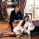 Hande Ercel and Tolga Saritas - Hürriyet / Kelebek Newspaper Photo Shoots