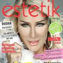 Seda Sayan - Estetik Magazine Cover [Turkey] (March 2013)