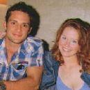 Melissa Archer and David Fumero
