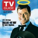 Larry Hagman - TV Guide Magazine Cover [United States] (2 April 1982)
