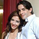 Pablo Echarri and Paola Krum