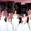 Terry Moore, Mitzi Gaynor, Pier Angeli, Leslie Caron, Julie Adams - 454 x 373