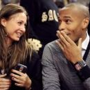 Thierry Henry and Andrea Unknown - 454 x 252