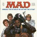 Mark Hamill - MAD Magazine [United States] (October 1983)