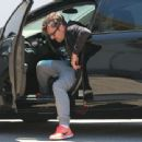 David Arquette is seen out in Los Angeles August 12, 2015 - 454 x 339