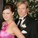 Heather Tom and Jack Wagner