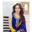 Latest Bipasha Basu Salwar Kameez Collection 2013 - 454 x 608