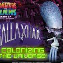 Monsters vs. Aliens Wallpaper