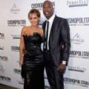 Evelyn Lozada and Chad Johnson - 398 x 594