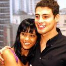 Taís Araújo and Cauã Reymond