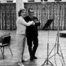"RISE STEVENS, DARREN MACGAVIN, RECORDING ""KING AND I"" 1964"