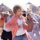 Justin (Justin Guarini) celebrates Spring Break through song and dance.